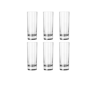 Water Drinking Glasses 6pcs