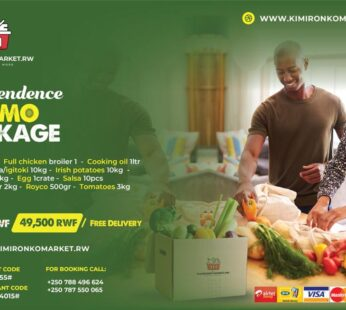 INDEPENDENCE PROMO PACKAGE