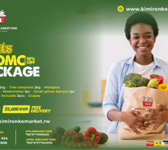 FRUITS Promo Package